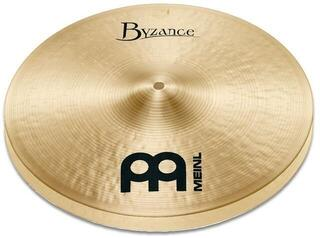 "Meinl 16"" Byzance Traditional Medium Hihat"