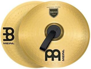 "Meinl 13"" Student Range Marching Cymbals Brass (Pair)"