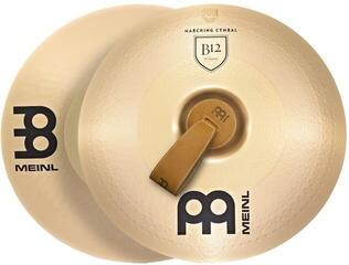 "Meinl 16"" Professional Marching Cymbals B12 (Pair)"