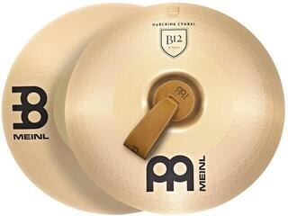 "Meinl 20"" Professional Marching Cymbals B12 (Pair)"