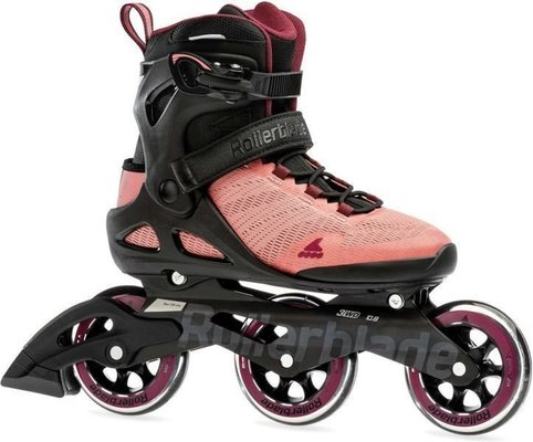 Rollerblade Sirio 100 3WD W Mauveglow/Rhododendron 265