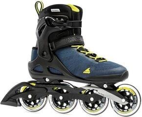 Rollerblade Sirio 90 Denim Blue/Lime 285 (B-Stock) #929383