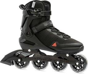 Rollerblade Spark 80 Black/Warm Orange 280 (B-Stock) #926848