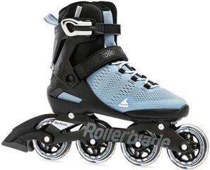 Rollerblade Spark 80 W Forever Blue/White 235 (B-Stock) #924248