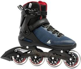 Rollerblade Spark 84 Dark Denim/Jester Red