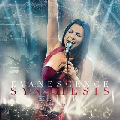Evanescence Synthesis Live (Translucent Red Coloured Vinyl) (2 LP)