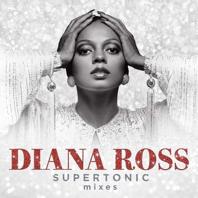 Diana Ross Supertonic: The Remixes (Crystal Clear Coloured Vinyl) (LP)