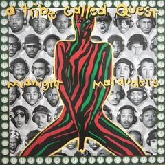 A Tribe Called Quest Midnight Marauders (Vinyl LP)
