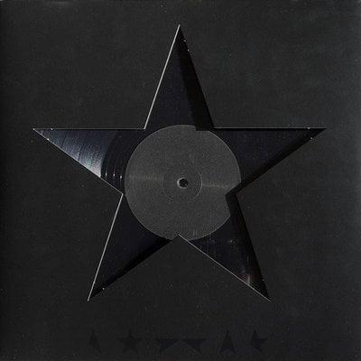 David Bowie Blackstar (Gatefold Die-Cut Sleeve) (Vinyl LP)