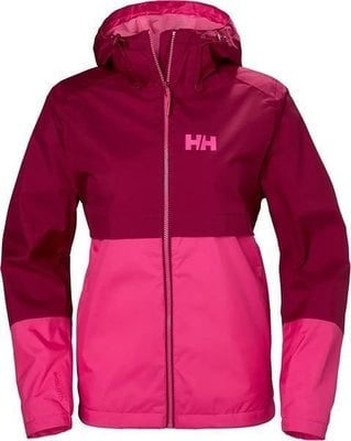 Helly Hansen W Aran Jacket Plum S