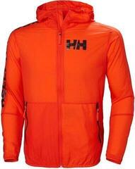 Helly Hansen Active Windbreaker Jacket Cherry Tomato 2XL