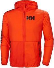 Helly Hansen Active Windbreaker Jacket Cherry Tomato S