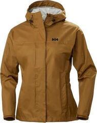 Helly Hansen W Loke Jacket Cedar Brown