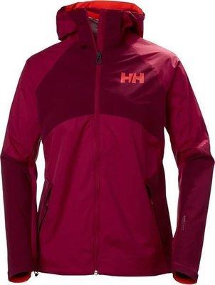 Helly Hansen W Vanir Heta Jacket Persian Red Outdoor Jacket