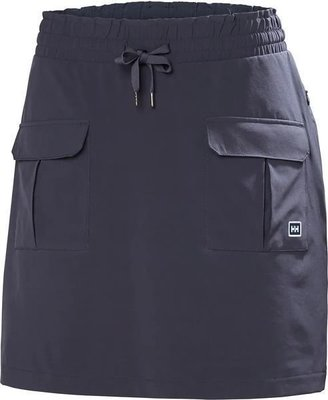 Helly Hansen W Vik Skirt Graphite Blue M