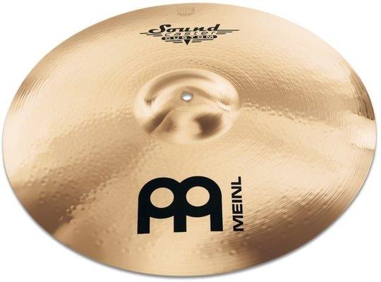 "Meinl 21"" Soundcaster Custom Powerful Ride"