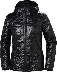 Helly Hansen W Lifaloft Hooded Insulator Jacket Black L