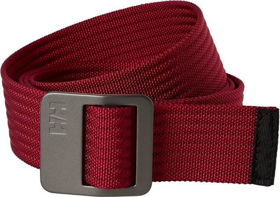 Helly Hansen Webbing Belt Oxblood