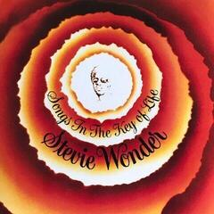 "Stevie Wonder Songs In The Key Of Life (2 LP+ 7"") 180 g"