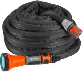 Gardena Textile Hose Liano 15 m Set with watering Sprayer
