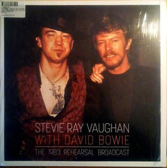 David Bowie The 1983 Rehearsal Broadcast LTD (David Bowie & Stevie Ray Vaughan) (2 LP)