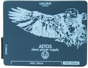 Walrus Audio Aetos 230V 8-output Power Supply (B-Stock) #924261