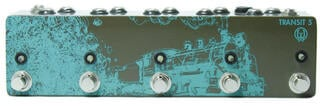 Walrus Audio Transit 5 True Bypass Switcher Standard