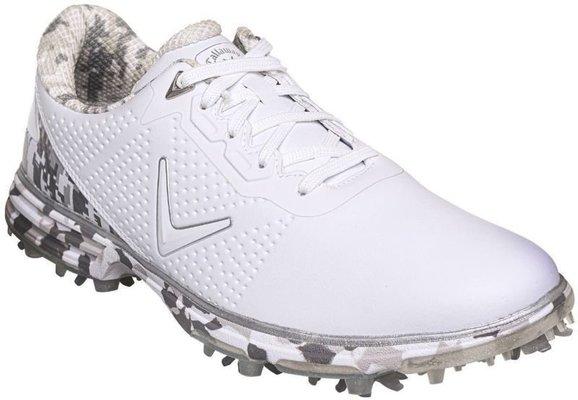 Callaway Apex Coronado Mens Golf Shoes White/Camo UK 9,5