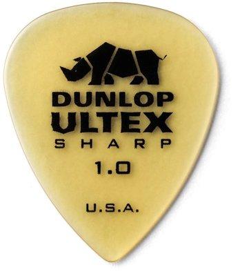 Dunlop 433R073 Ultex Sharp Pick 1.00