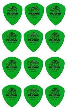 Dunlop 558P050 Tortex Flow Player's Pack 0.88