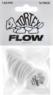 Dunlop 558P050 Tortex Flow Player's Pack 1.50