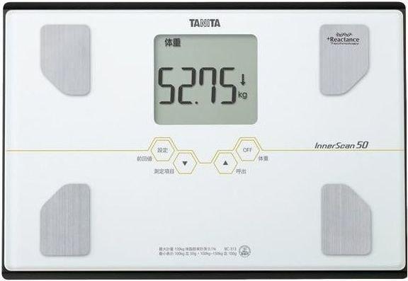 Tanita BC-313 Smart Scale White