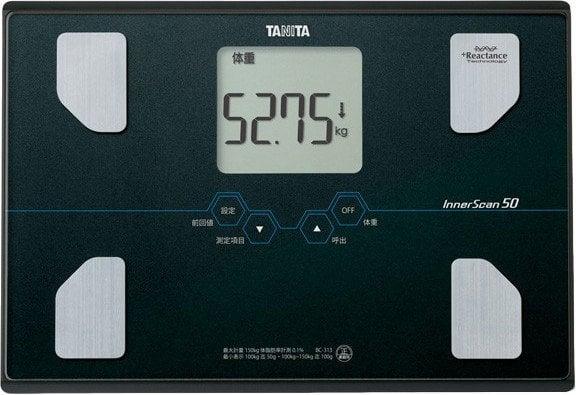 Tanita BC-313 Smart váha Černá