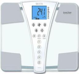 Tanita BC-587 Smart Scale Clear