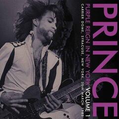 Prince Purple Reign In NYC - Vol. 1 (Vinyl LP)