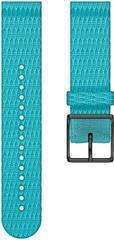 Polar Ignite Woven Wristband Aqua