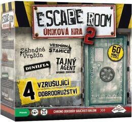 Blackfire Escape Room 2.: úniková hra