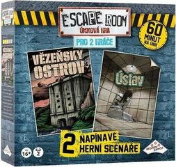 Blackfire Escape Room pro 2 hráče