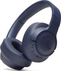 JBL Tune 700BT Modrá Bezdrátová sluchátka na uši