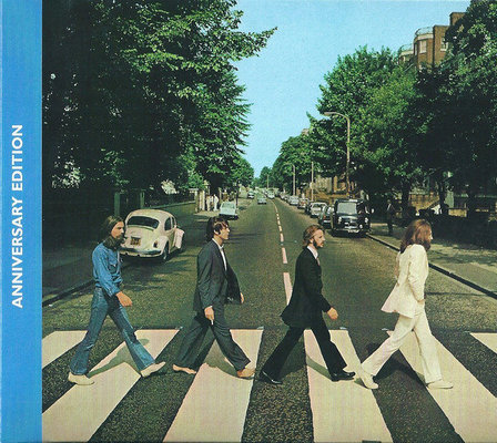 The Beatles Abbey Road (CD)