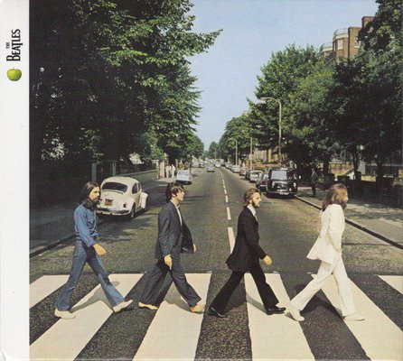 The Beatles Abbey Road (Remastered) (CD)