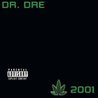 Dr. Dre Chronic 2001 (CD)