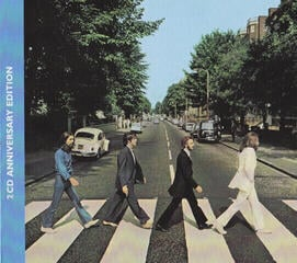 The Beatles Abbey Road (50th Anniversary/2019 Mix) (2 CD)