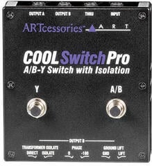 ART CoolSwitchPro Isolated A/B-Y Switch