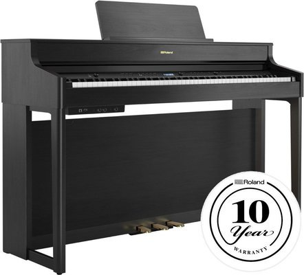 Roland HP 702 Charcoal Black