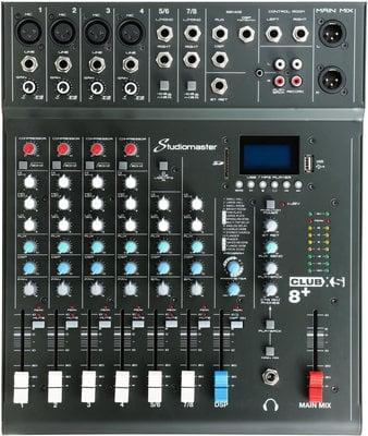 Studiomaster Club XS8+