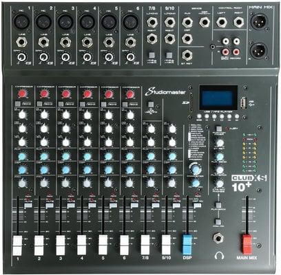 Studiomaster Club XS10+