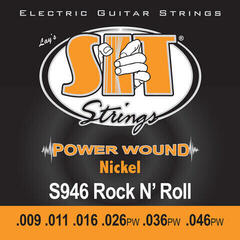 SIT Strings S946 Power Wound Electric Rock'n Roll