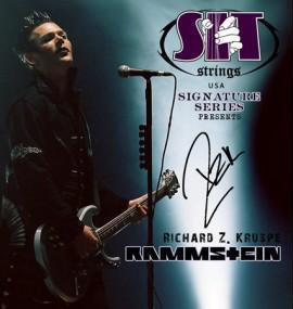 SIT Strings SRZK-1046 Rammstein Signature Series 10-46