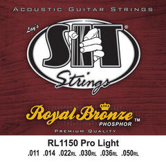 SIT Strings RL1150 Royal Bronze Acoustic Pro Light